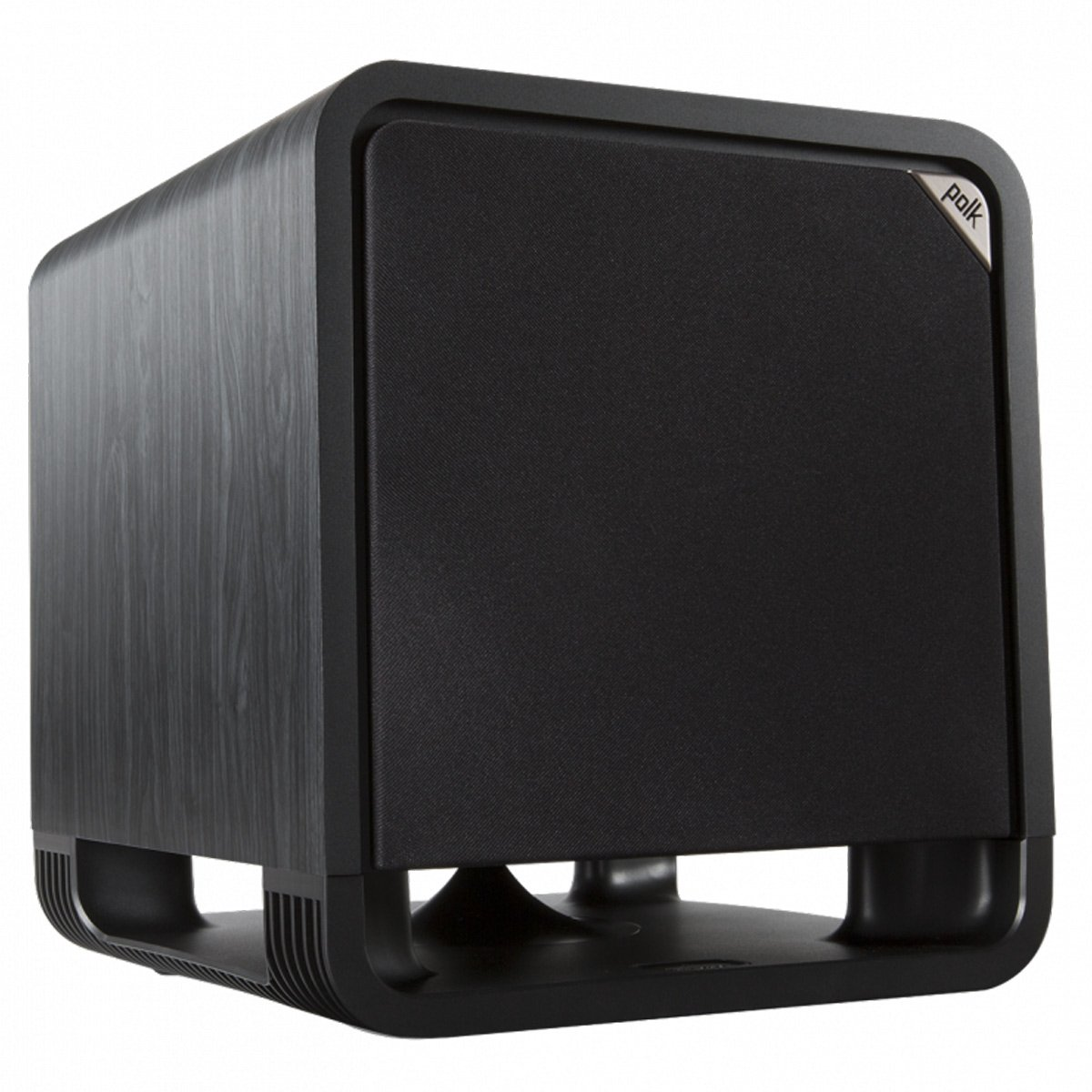 Polk Audio 12 Inches 400 Watts Home Theater Subwoofer Black Walnut (HTS SUB 12 BLK WAL) by Polk Audio