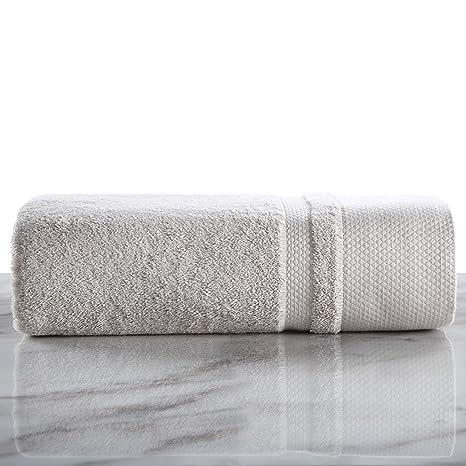 LFFTOWEL Star Hotel Toallas de Algodón Adulto Aumentar el Espesamiento Suave de Absorción de Agua Pareja