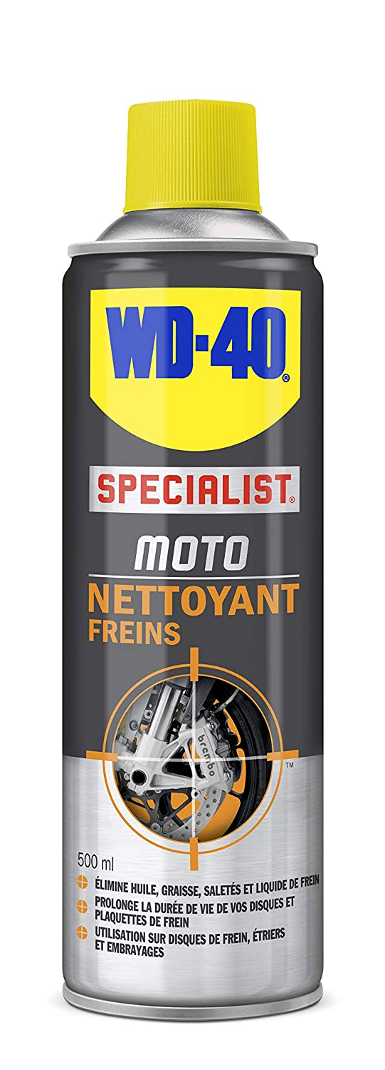WD 40  Specialist Motorbike Brake Cleaner 500ml WD-40 56061