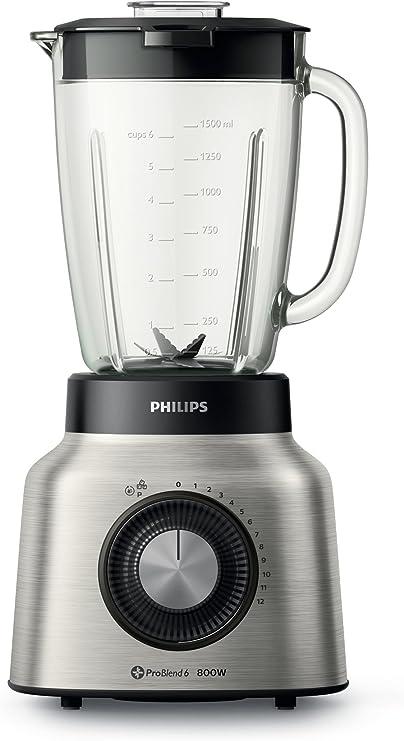 Philips Viva Collection HR2139/80 - Licuadora (2 L, Giratorio ...