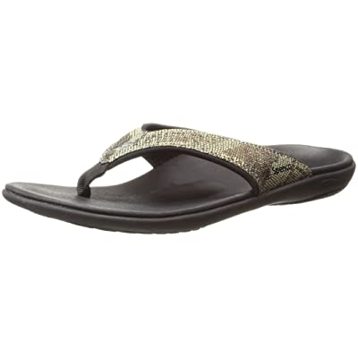 Spenco Women's Yumi Python Sandal | Flip-Flops