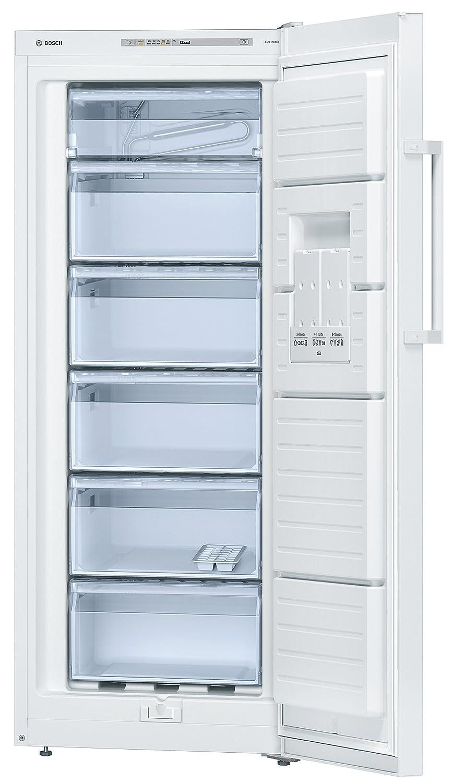 Bosch GSV24VW30 - Congelador (A + +, 183 kWh, Color blanco, 600 mm ...