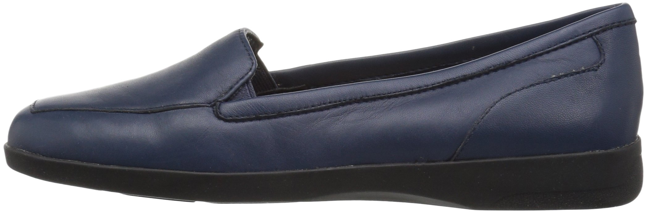 Easy Spirit Women's Devitt Oxford Flat, Blue, 5 M US by Easy Spirit (Image #5)