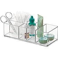 iDesign Caja botiquín para el baño o el