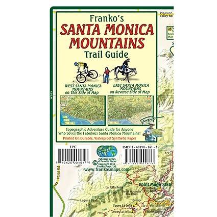 Amazon.com : Santa Monica Mountains Trails : Outdoor ...