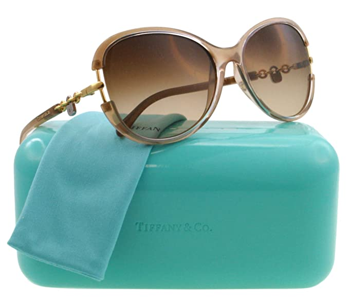 Gafas de Sol Tiffany & Co. TF4067 NUDE - BROWN GRADIENT ...