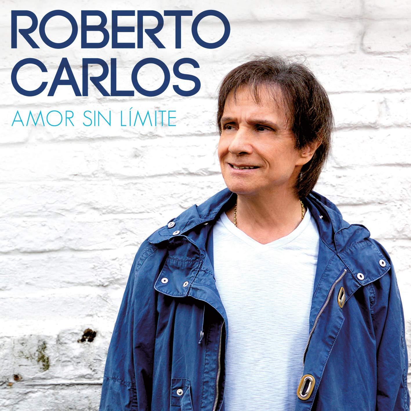 CD : Roberto Carlos - Amor Sin Limite (CD)