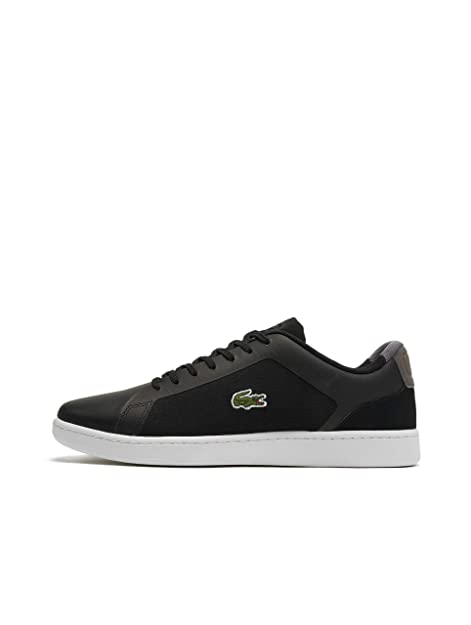 59cca5ec74 Lacoste Uomo Scarpe/Sneaker Endliner 318 1 SPM: Lacoste: Amazon.it ...