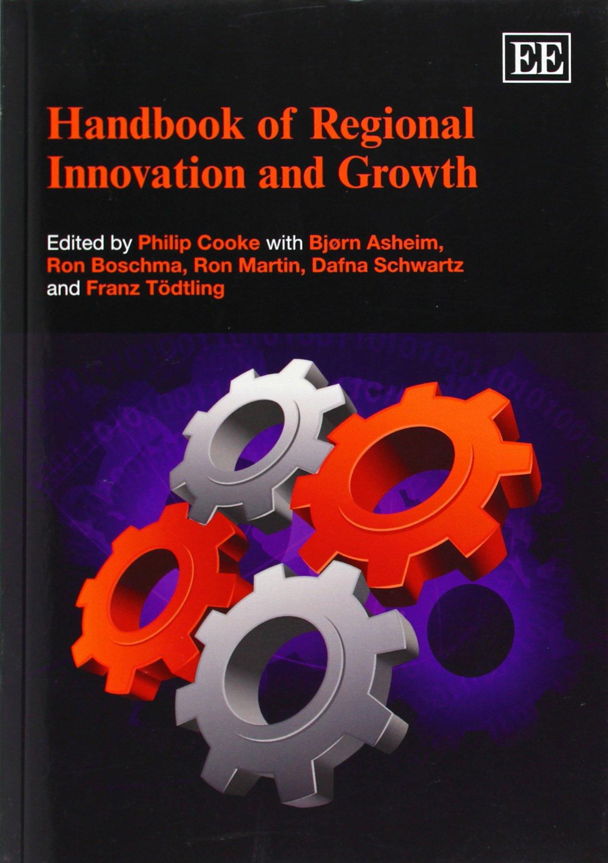 Handbook of Regional Innovation and Growth: Amazon.es: Cooke ...