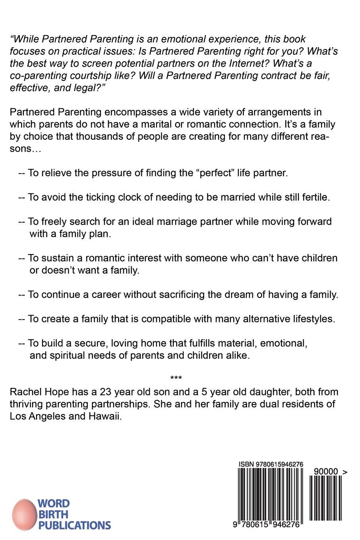Family By Choice: Platonic Partnered Parenting: Rachel Hope