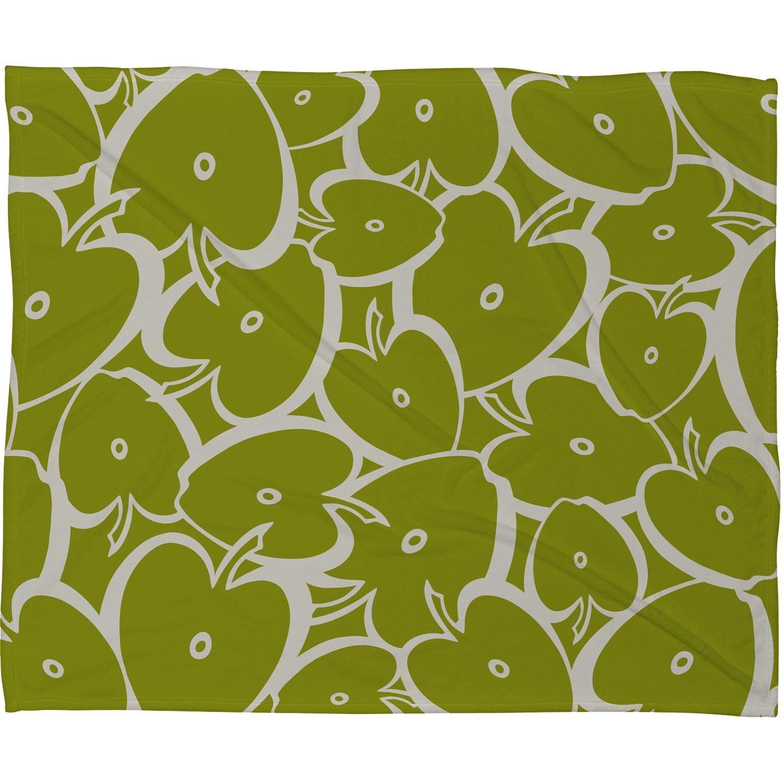 30 x 40 Deny Designs Heather Dutton Apple Orchard Fleece Throw Blanket