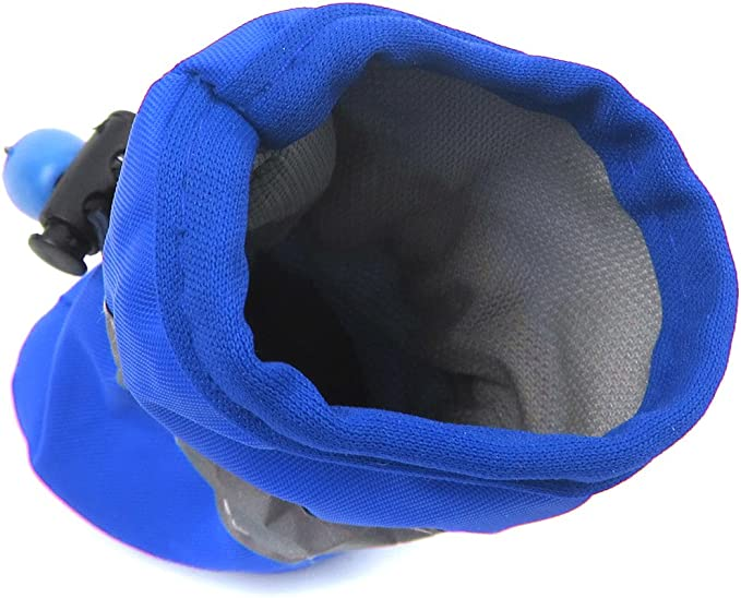 Size: XXL Alfie Pet Color: Blue Hudson All Weather Set of 4 Dog Boots