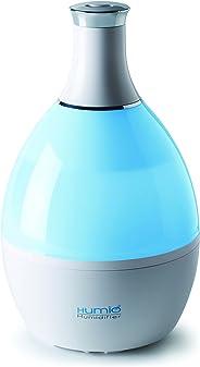 Tribest Humio hu-1020-b humidificador de Vapor frío ultrasónico y lámpara de Noche con aromaterapia Compartimento, Nuevo, Bl