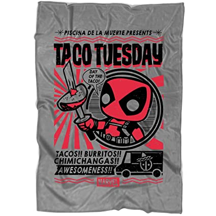 Amazon Com Tampshop Piscina De La Muerte Presents Taco Tuesday