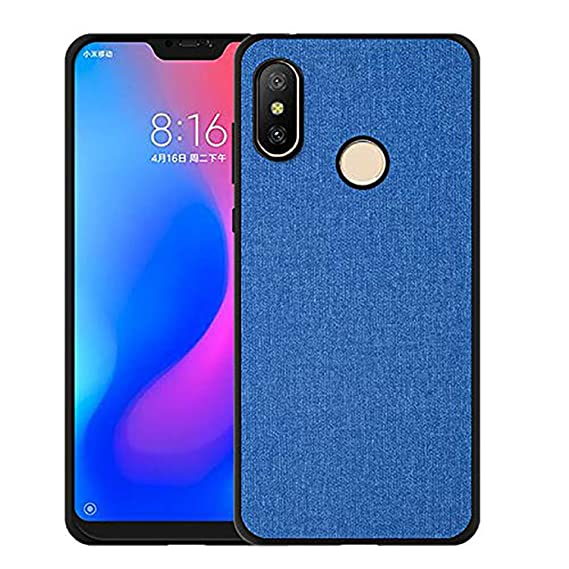 more photos 0d755 4b293 Amazon.com: Xiaomi Redmi 6 Pro Case/Xiaomi Mi A2 Lite Case CJ ...