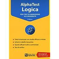 Alpha Test logica. Per i test di ammissione all'università