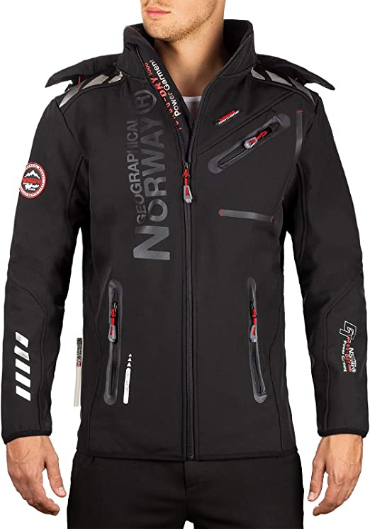 Geographical Norway Tambour Herren Softshell Jacke: Amazon