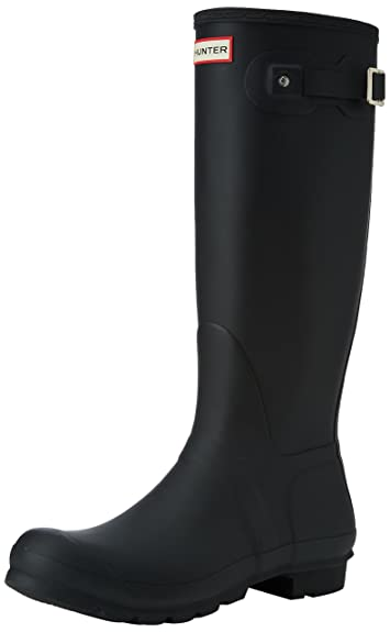 Amazon.com | Hunter Womens's Original Tall Welly Boot | Rain Footwear