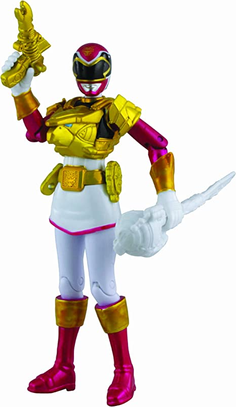 4 Inch Power Rangers Megaforce Action Figure Robo Knight Power Ranger