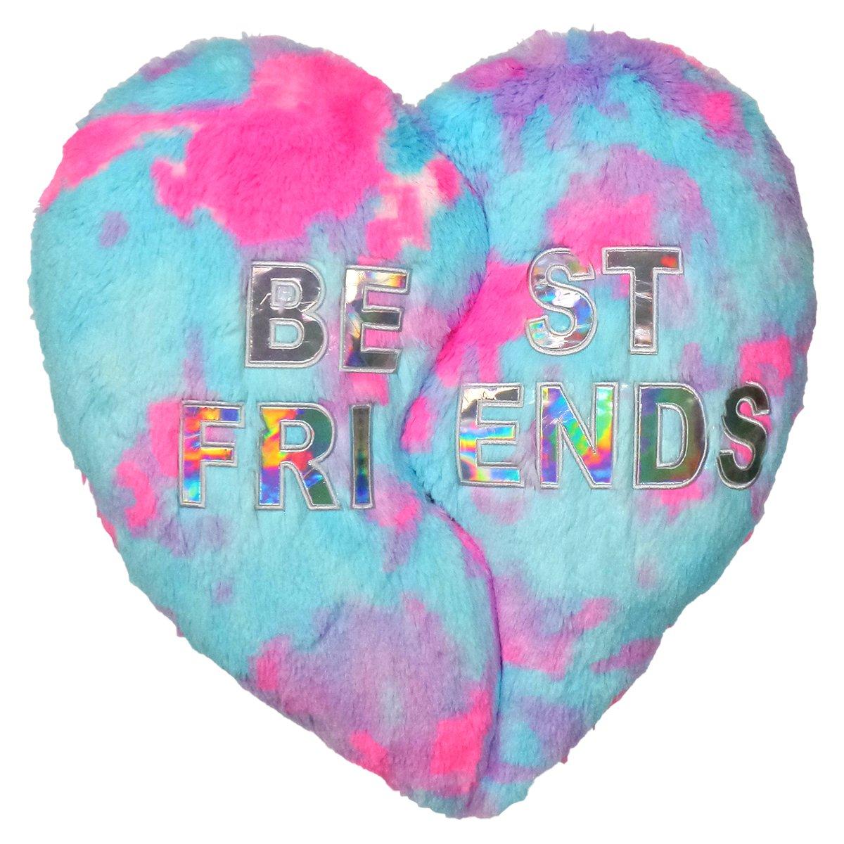 Amazon.com: iscream BFF de corazón Best Friends Forever ...