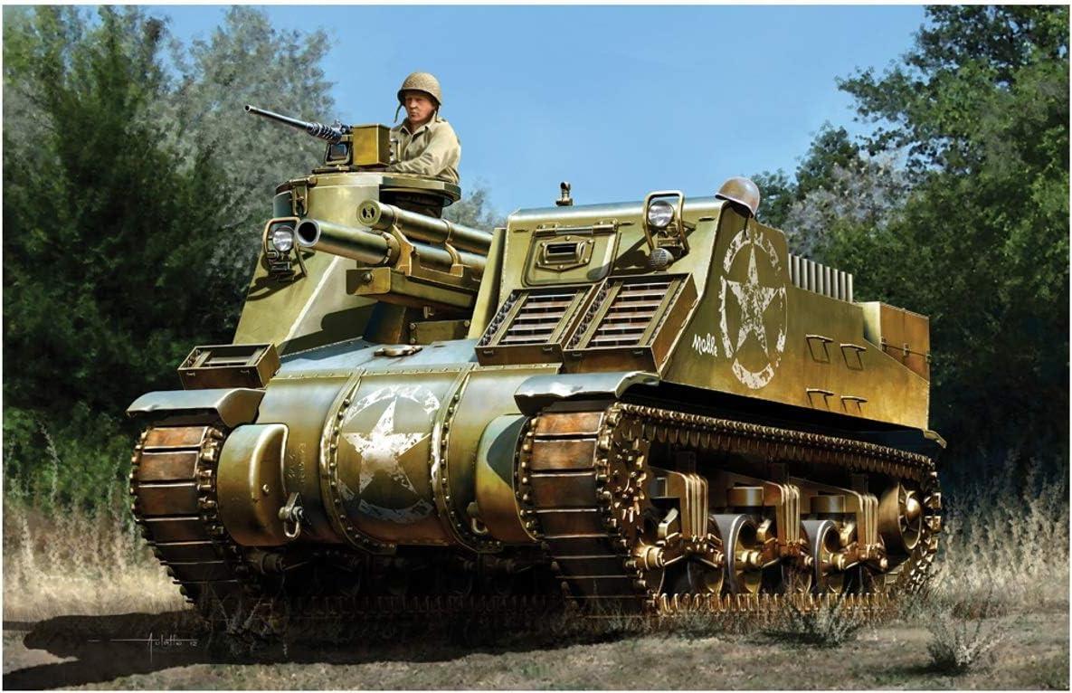 Amazon | ドラゴン 1/35 第二次世界大戦 アメリカ陸軍 M7プリースト ...