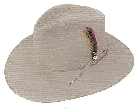 098f2ec1dd58 Stetson SFDUNEB-1639 Dune Hat at Amazon Men's Clothing store: Cowboy Hats