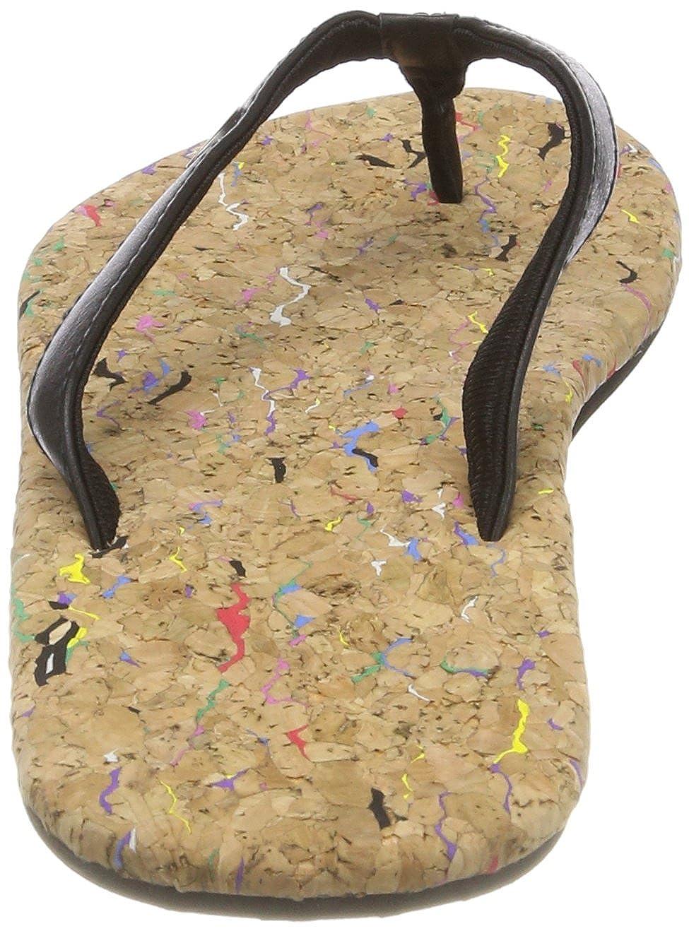 59e712dae3d O Neill Women s Fw Cork Bed Flip Flops  Amazon.co.uk  Shoes   Bags