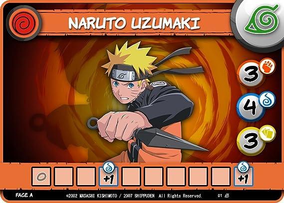 Amazon.com: Naruto Shippuden Juego de mesa (versión ...