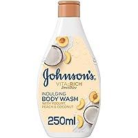 JOHNSON'S, Body Wash, Vita-Rich, Smoothies, Indulging, 250ml