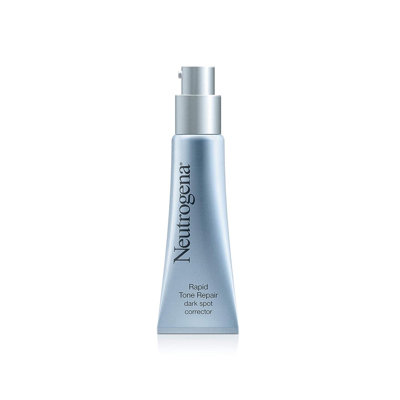 Neutrogena Rapid Tone Repair Dark Spot Corrector Face Serum with Hyaluronic Acid, Retinol & Vitamin C, Daily Anti Wrinkle Retinol Serum & Dark Spot Corrector to Brighten & Even Tone, 1 oz