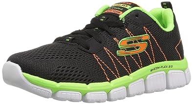 593841c0614f Skechers Kids Boys  Skech-Flex 2.0-Quick Pick Sneaker