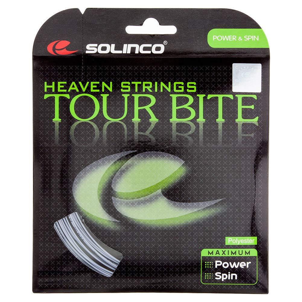 0555020120200016 12.2 m Silber Solinco Saitenset Tour Bite