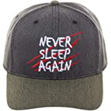 A NIGHTMARE ON ELM STREET 3 DREAM WARRIORS SUBLIMATED POSTER SNAPBACK HAT CAP