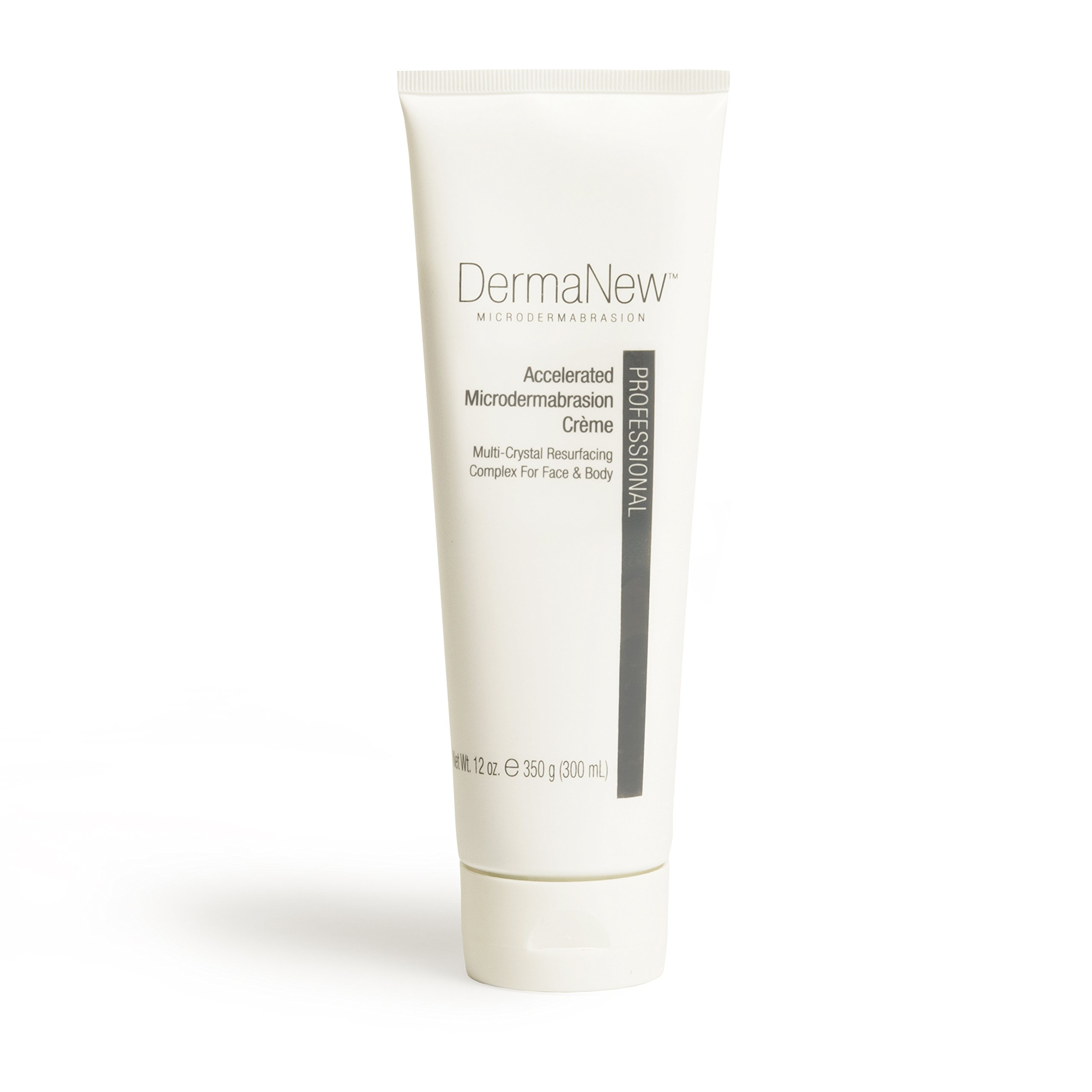 Accelerated Microdermabrasion Cream Face & Body (12 oz) by DermaNew