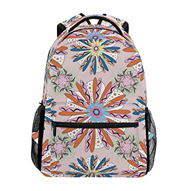 d6ec0273d6 Amazon.com  Floral Laptop Backpack