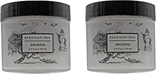 product image for Set of Two Beekman 1802 Goat Milk ARCADIA Whipped Body Creams 2 oz. each