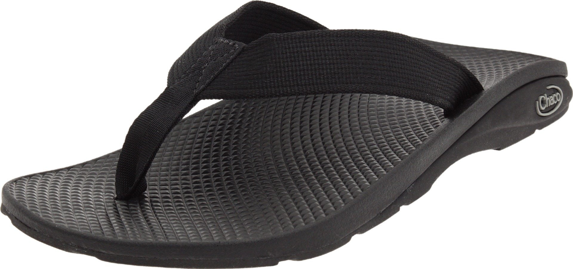Chaco Men's Flip EcoTread Sandal,Black,11 M US