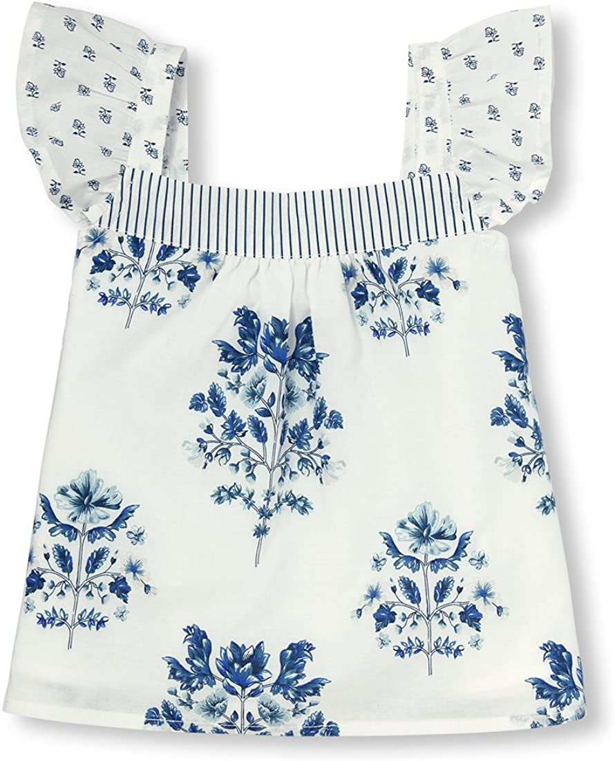 The Childrens Place Girls Her Lil Cutout Back Top