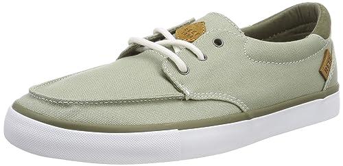 3b7235ba743c Reef Men s Deckhand 3 Sneaker  Amazon.ca  Shoes   Handbags