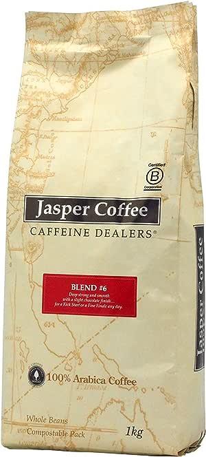 JASPER COFFEE Blend Six, 1 Kilograms