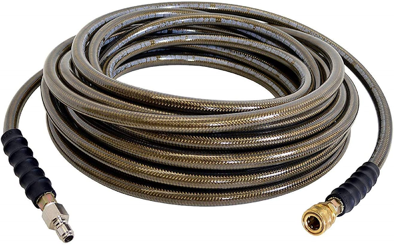 """B000X22TCC SIMPSON Cleaning Monster 41030- 3/8"""" x 100' 4500 PSI Cold Water Replacement/Extension Hose 711CYXF1NTL"""