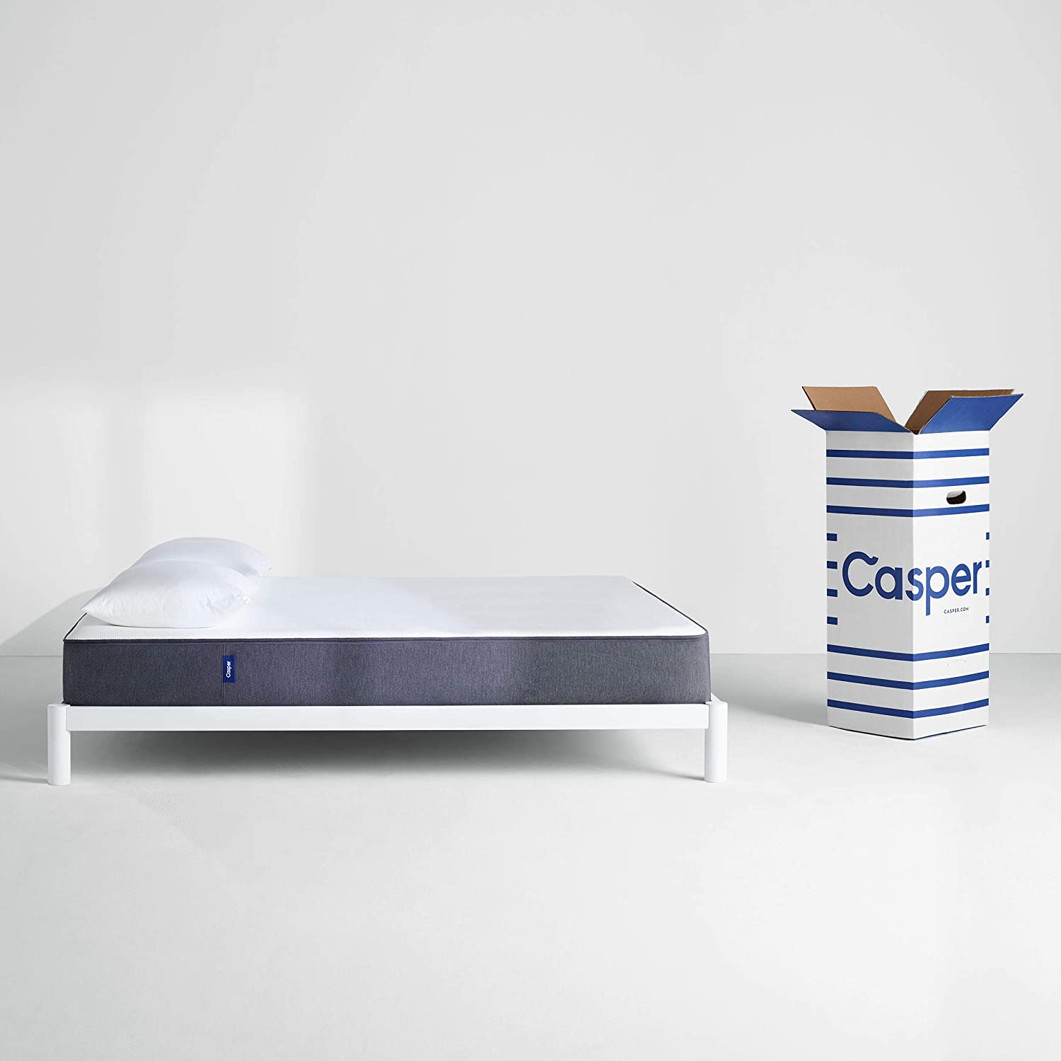 Casper Sleep Foam Mattress, Queen 10