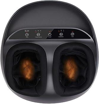 RENPHO Shiatsu Foot Massager Machine with Heat
