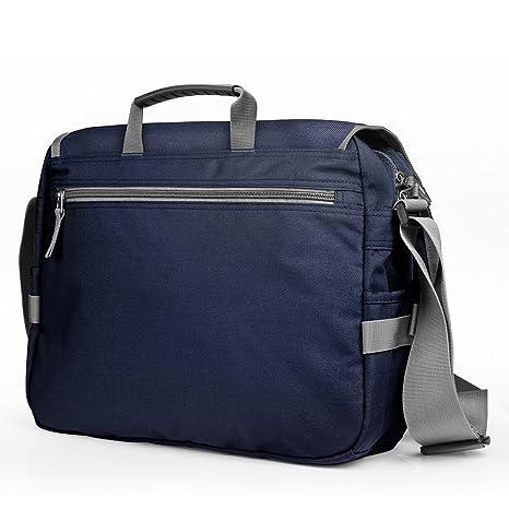 ca5b77c233bc Amazon.com  Qipi Messenger Bag - Shoulder Bag for Men   Women