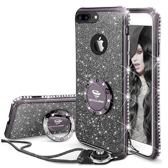 Amazon.com  OCYCLONE iPhone 8 Plus Case 5ba06c33e4