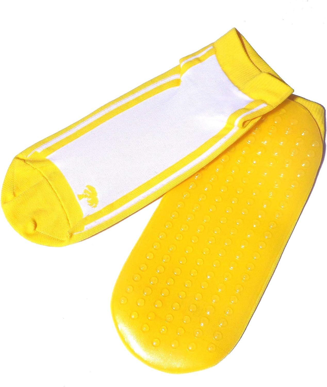 von Gr/ö/ße 19 bis 42 in 2 tollen Farben Weri Spezials Strandsocken f/ür Baby Aqua-Socken M/ädchen Jungen Schwimmschuhe mit Palmen Kinder und Erwachsene mit ABS Beschichtung