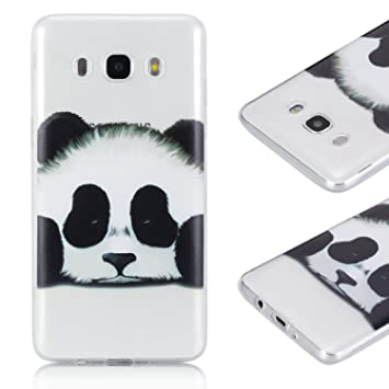 coque samsung j5 2016 panda transparente