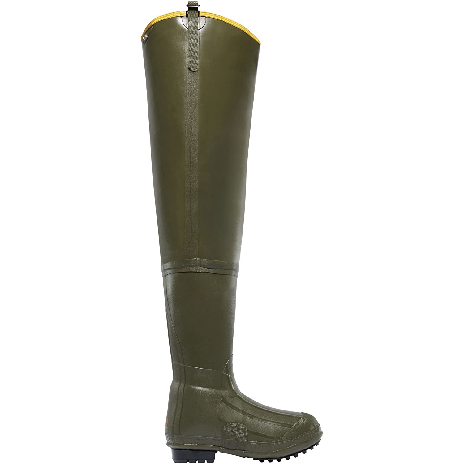 "Big Chief 32"" OD Green 600G (700001)  Waterproof  Insulated Modern Comfortable Hunting Combat Boot Best For Mud Snow"
