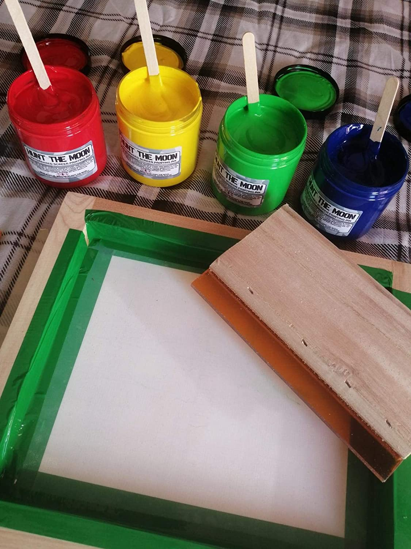 chaque rouleau mesure 1,9 cm de large x 109 m de long 3 rouleaux de ruban de s/érigraphie etc. la peinture rouge, vert, bleu convient pour la s/érigraphie