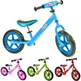 Boppi No Pedal BMX Blue Balance Bike for kids